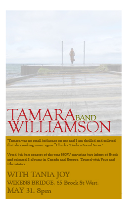 Tania Joy & Tamara Williamson at Wixan's Bridge, Uxbridge